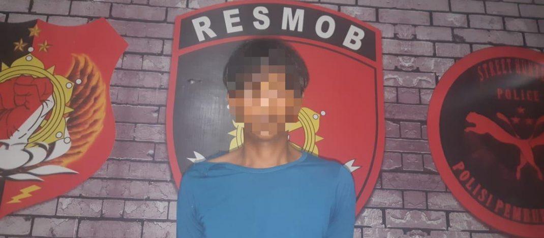 Spesialis Pencuri HP di Rumah Sakit Diringkus Team Rajawali