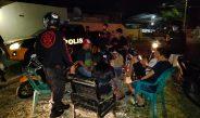 PPKM Polsek Kota Timur, Himbau Masyarakat Disiplin Prokes