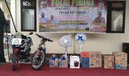 Pacu Vaksinasi, Polsek Kota Barat  Sediakan Doorprize Sepeda Motor